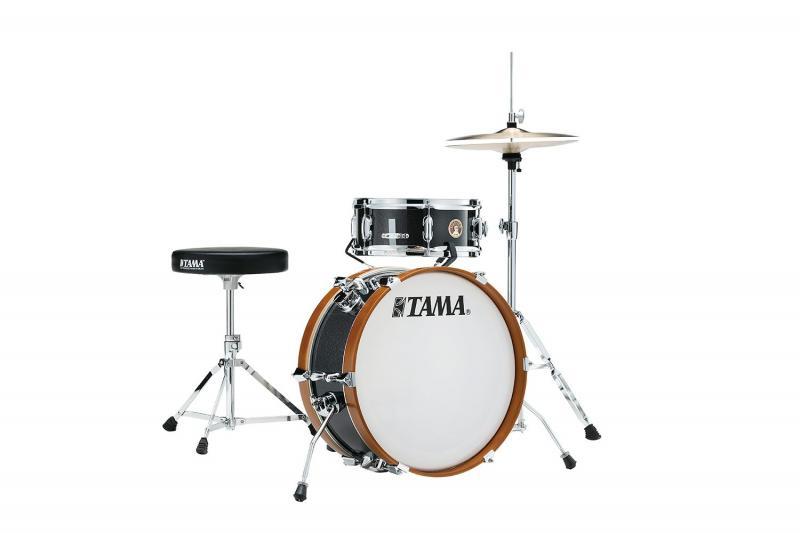Tama Club Jam Mini - LJK28S-CCM, Klädd i Chorcal Mist