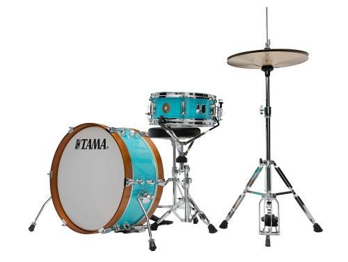 Tama Club Jam Mini - LJK28S-AQB, Klädd i Antiqe Blue