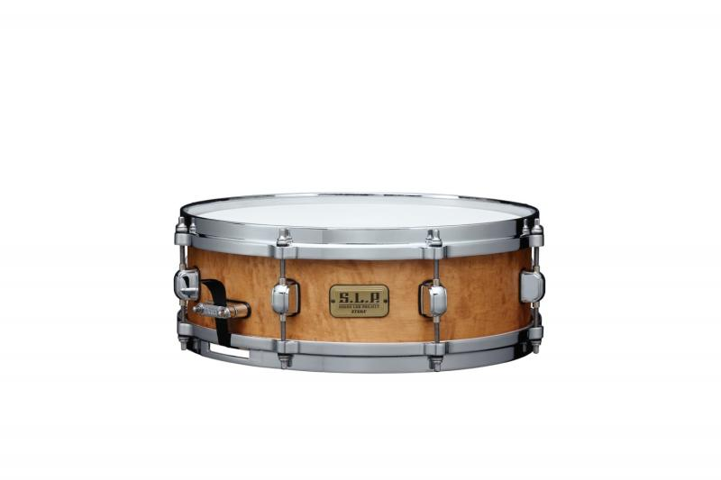 Tama Virvel SLP Classic Maple 14x4,5, Satin Figured Maple