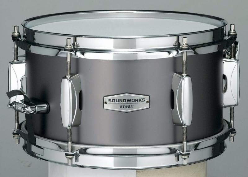 Tama Soundworks Steel Snare, DST1055M