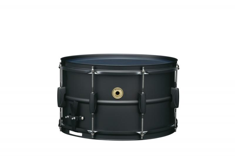 Tama Virvel Metalworks Ltd 14x8 Black Steel, Limited