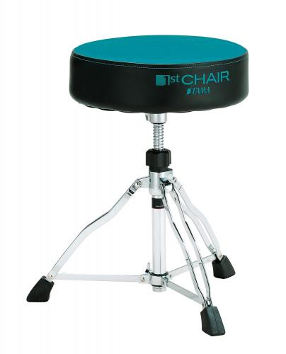 Tama 1st Chair Round Rider - HT430BGC. Green Cloth top