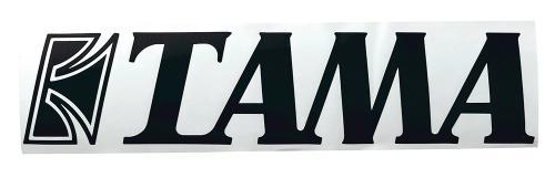 TAMA Logo Sticker - TLS120BK