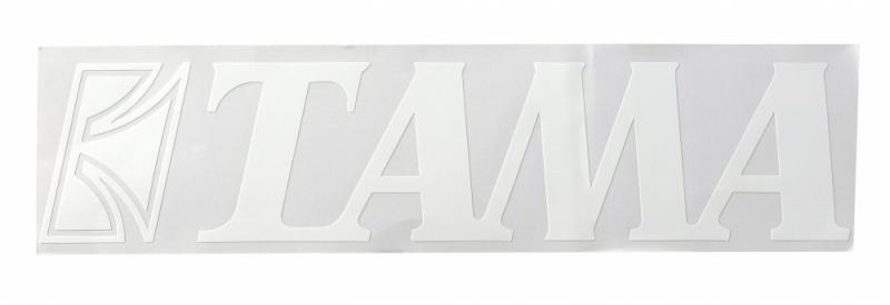 Tama logo dekal, TLS120WH