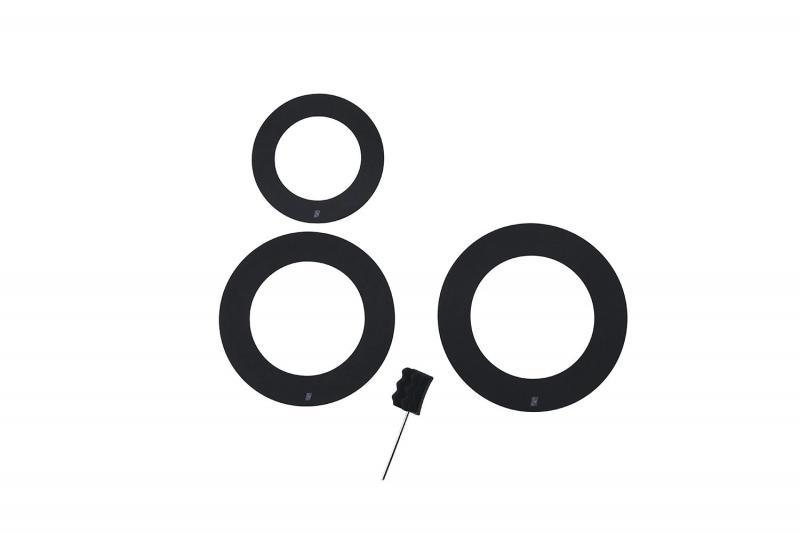 Soft Sound Ring Pack, Drum Sound Reducer