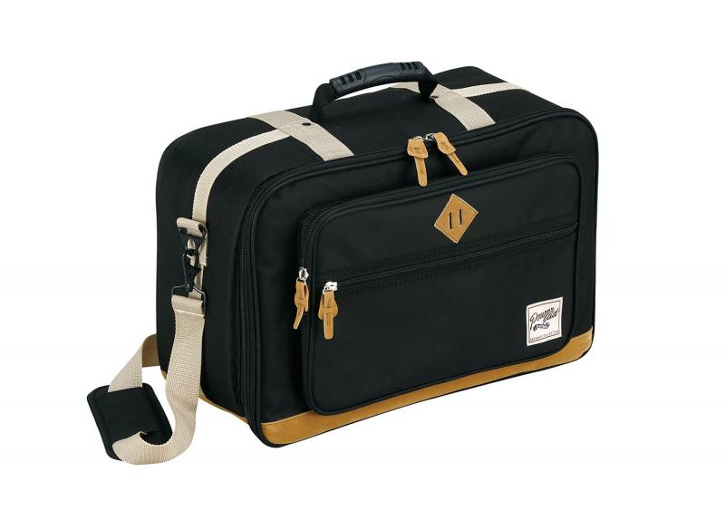 Powerpad Designer Series Pedalbag - TPB200BK. Colour: Black