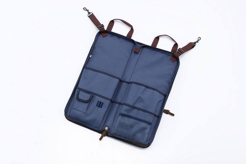 Powerpad Designer Collection Stick Bag, Navy Blue, TAMA