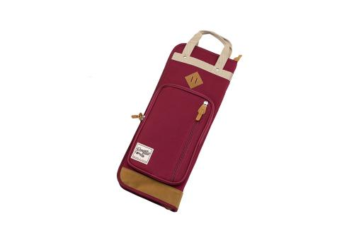 Powerpad Designer Collection Stick Bag, Wine Red, Tama