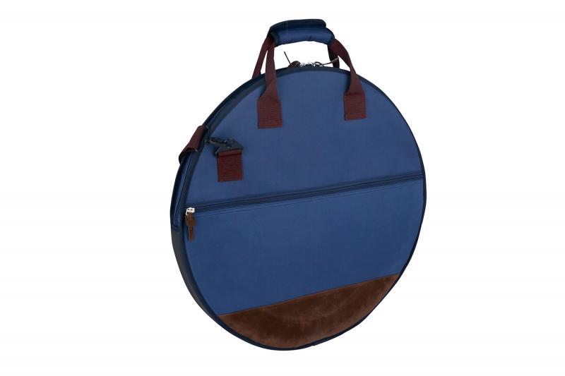 Powerpad Designer Collection Cymbal Bag, Navy Blue - TCB22NB