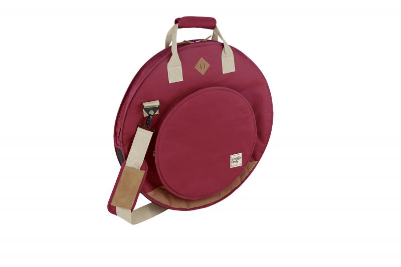 Powerpad Designer Collection Cymbal Bag, Wine Red, TAMA