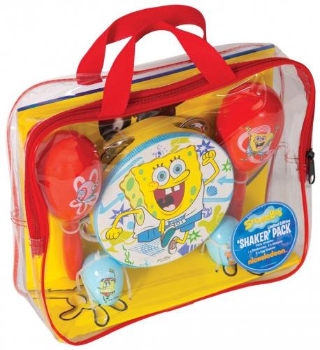SpongeBob SquarePants Shaker Pack