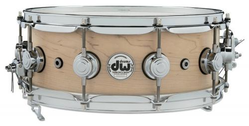 Drum Workshop Snare Drum Pure Maple True Sonic, 14x5""