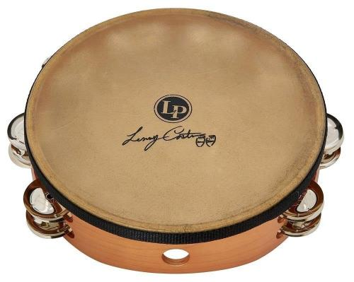 Latin Percussion Tambourine Lenny Castro Signature Double row, LP384-LC