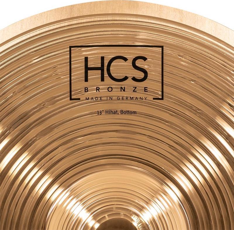 Meinl HCS Bronze Hi-hat 13'' - HCSB13H