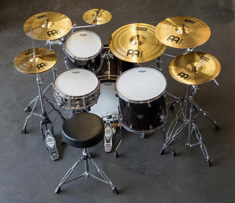 Meinl HCS Super Cymbal Set