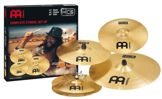 HCS cymbal-set