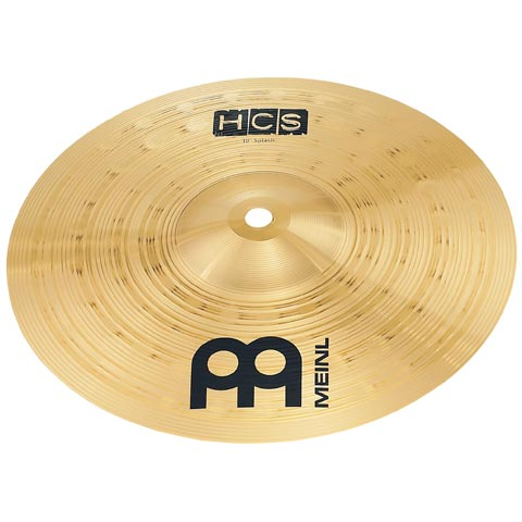 "10"" HCS Splash, Meinl"