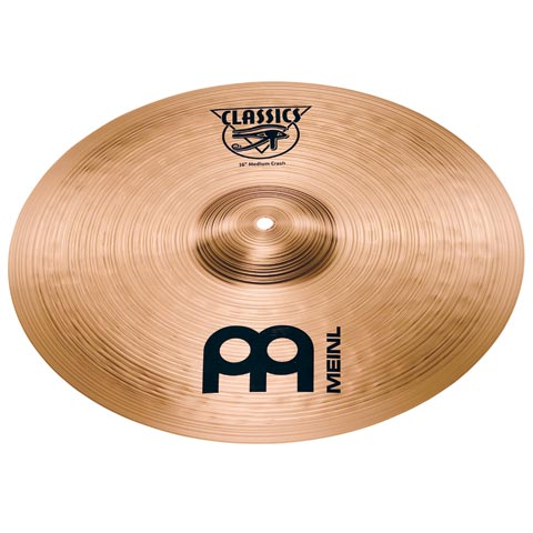 "14"" Classics  Medium Crash, Meinl"