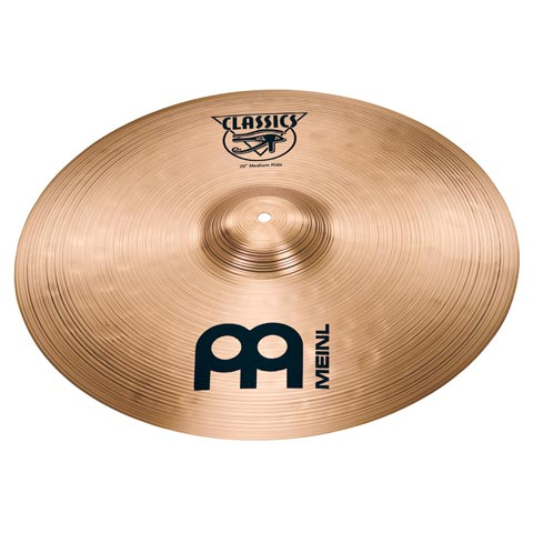 "22"" Classics  Medium Ride, Meinl"