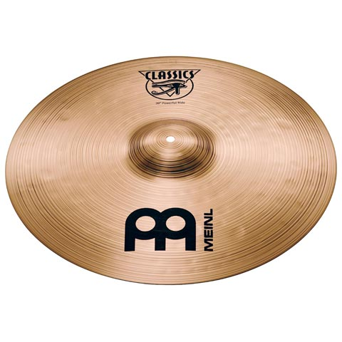 "20"" Classics  Powerful Ride, Meinl"