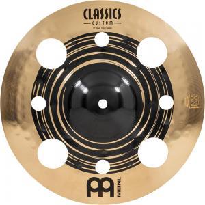 "Meinl 12"" Classics Custom Dual Trash Splash, CC12DUTRS"