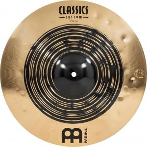 "Meinl 16"" Classics Custom Dual Crash,CC16DUC, CC16DUC"