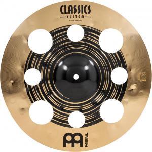 "Meinl 16"" Classics Custom Dual Trash Crash,, CC16DUTRC"