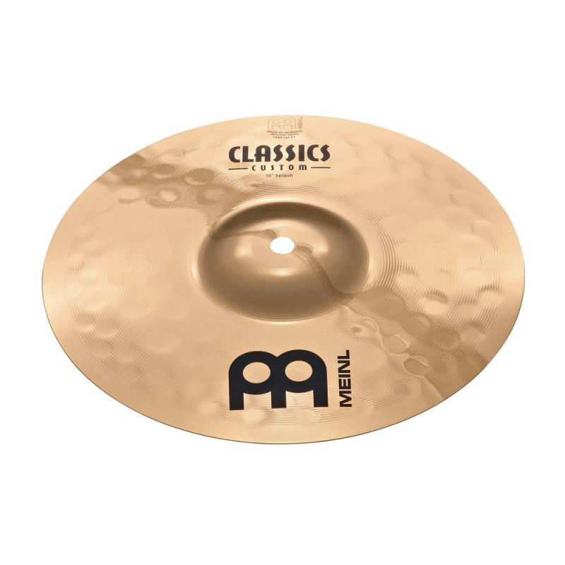"12"" Classics Custom Splash, Meinl"