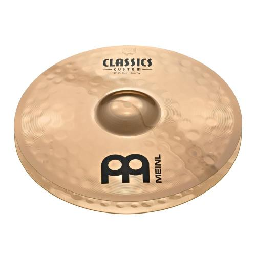"14"" Classics Custom Medium Hi-hat, Meinl"
