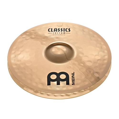 "14"" Classics Custom Powerful Hi-hat, Meinl"