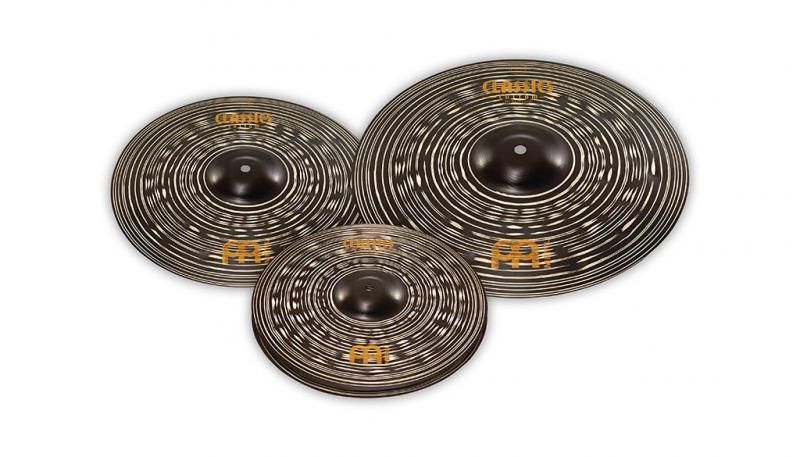 Meinl Classics Custom Dark Cymbalpack - CCD141620