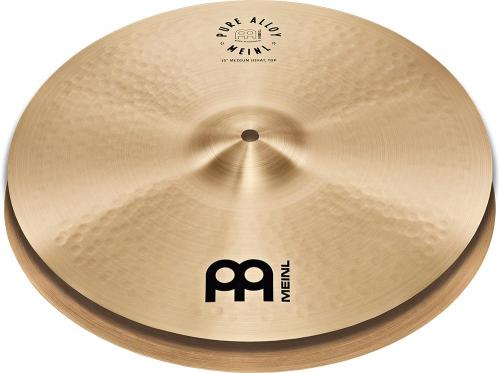 "15"" Pure Alloy Medium Hi-hat"