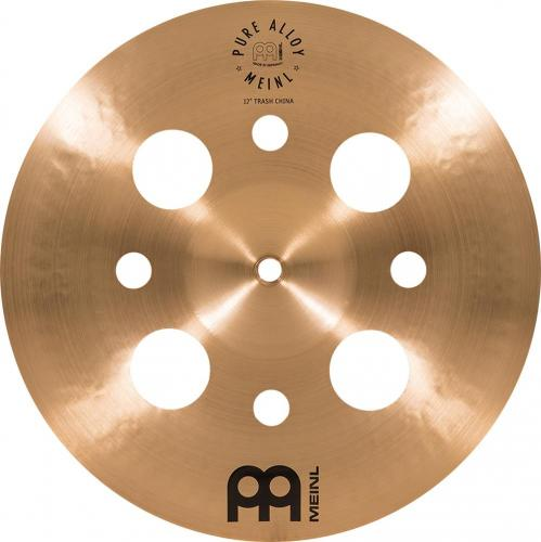 "Meinl Pure Alloy 12"" Trash China - PA12TRCH"