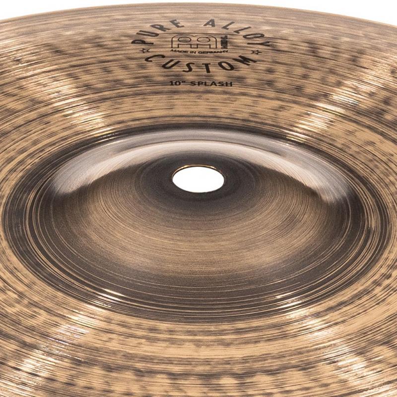 "Meinl Pure Alloy Custom 10"" Splash - PAC10S"