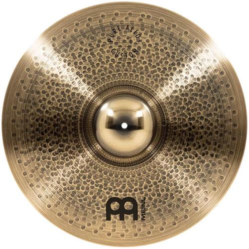 "Meinl Pure Alloy Custom 20"" Medium Thin Ride - PAC20MTR"