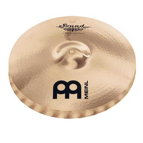 "14"" Soundcaster Custom  Medium Soundwave Hi-hat, Meinl"