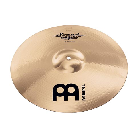 "15"" Soundcaster Custom  Medium Crash, Meinl"