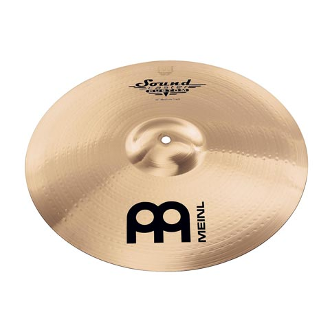 "17"" Soundcaster Custom  Medium Crash, Meinl"