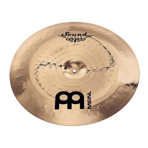 "16"" Soundcaster Custom  China, Meinl"