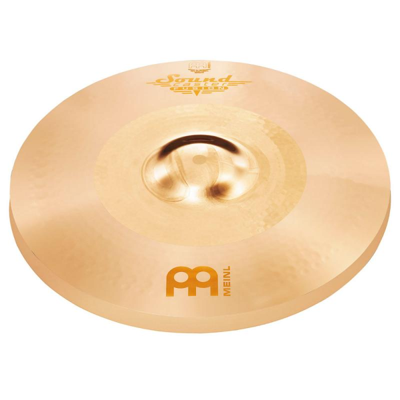 "13"" Soundcaster Fusion Medium Hi-hat, Meinl"