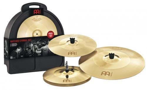 Soundcaster Fusion Cymbal-set 14-16-20