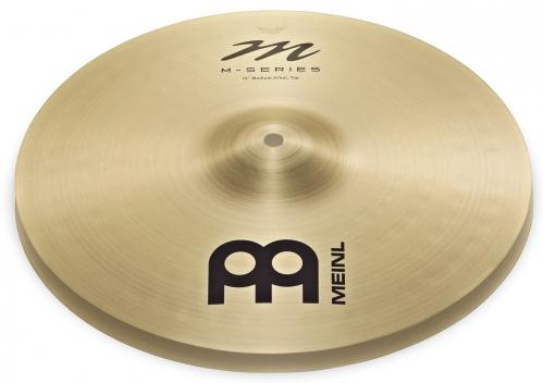 "14"" M-Series Medium Hi-hat, Meinl"