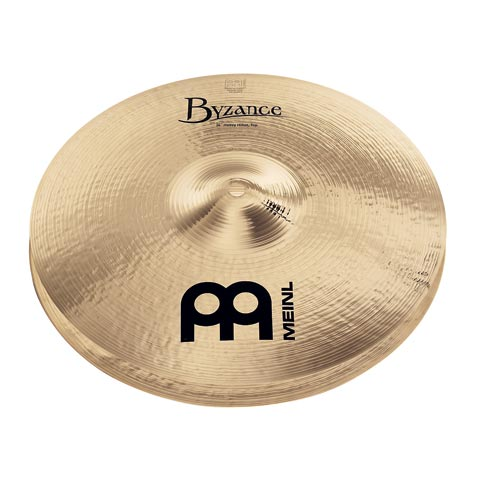"14"" Byzance Brilliant  Heavy Hi-hat, Meinl"