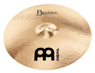 "15"" Byzance Brilliant  Thin Crash, Meinl"