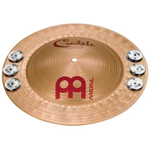erc Candela  Jingle Bell, Meinl