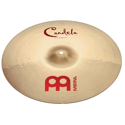 "16"" Candela Percussion Crash, Meinl"