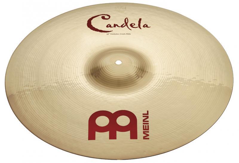 "18"" Candela Percussion Crash/Ride, Meinl"