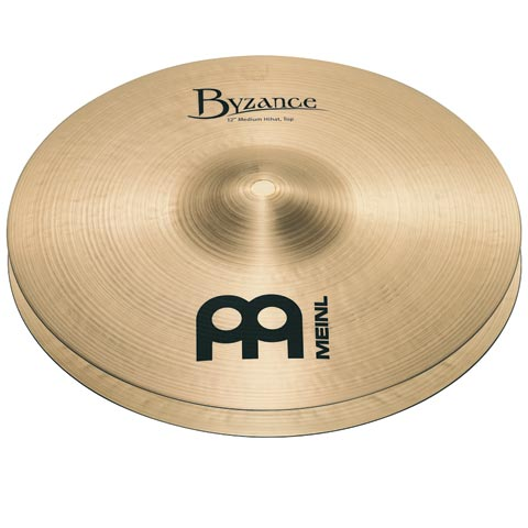 "13"" Byzance Medium Hi-hat, Meinl"