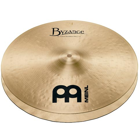 "15"" Byzance Medium Hi-hat, Meinl"
