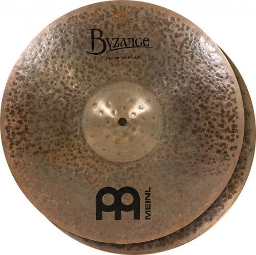 "Meinl Big Apple Dark Hi Hat 15"" - B15BADAH"